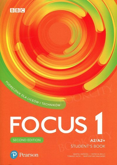 Focus 1 Second Edition Student's Book + Digital Resources