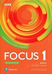 Focus Second Edition - Poziom 1 Student's Book + Digital Resources
