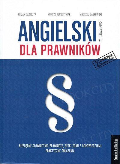 Angielski w tłumaczeniach Dla prawników