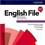 English File (4th Edition) Elementary Class Audio CDs