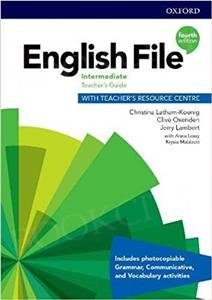 English File Intermediate (4th Edition) Teacher's Guide with Teacher's Resource Centre