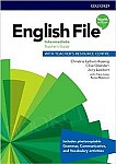 English File (4th Edition) Intermediate Teacher's Guide with Teacher's Resource Centre