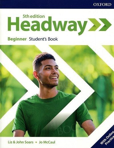 Headway (5th Edition) Beginner Student's Book with Online Practice