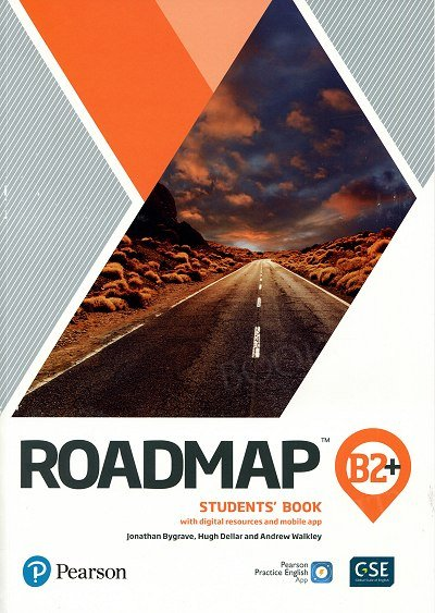 Roadmap B2+ Student's Book with Digital Resources and Mobile app