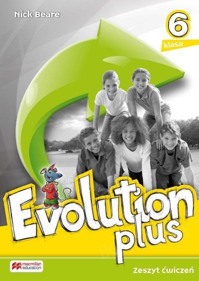 Evolution plus klasa 6 Audio CD