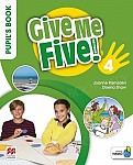 Give Me Five! 4 Audio CD