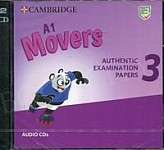 Cambridge English A1 Movers 3 (2019) Audio CDs