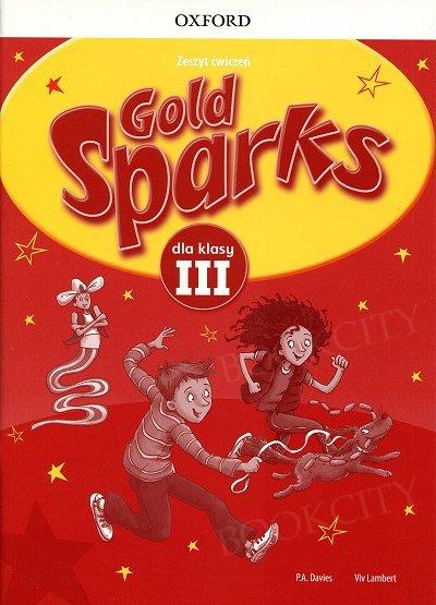 Gold Sparks 3 Materiały ćwiczeniowe