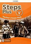 Steps Plus dla klasy 5 Teacher's Power Pack