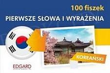 Koreański 100 fiszek Pierwsze słowa i wyrażenia