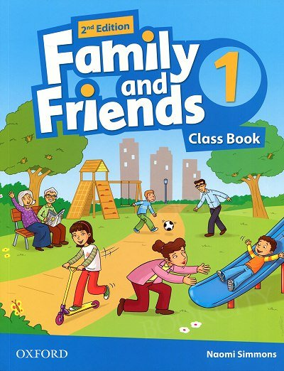 Family and Friends 1 (2nd edition) podręcznik