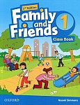 Family and Friends 1 (2nd edition) Class Book