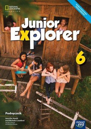 Junior Explorer klasa 6 podręcznik
