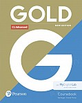 Gold C1 Advanced New Edition Coursebook with MyLab