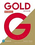 Gold B1 Preliminary New Edition książka nauczyciela