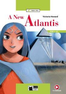A New Atlantis Książka + audio online