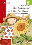 The Scarecrow and the Sunflower Książka + audio online