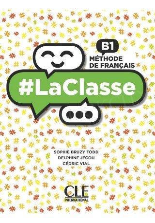 LaClasse B1 (wersja międzynarodowa) podręcznik
