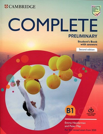 Complete Preliminary (2nd edition) Student's Book with answers