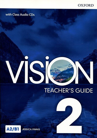 Vision 2 Teacher's Guide Pack