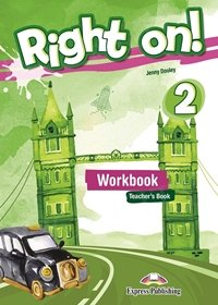 Right on! 2 Teacher's Workbook