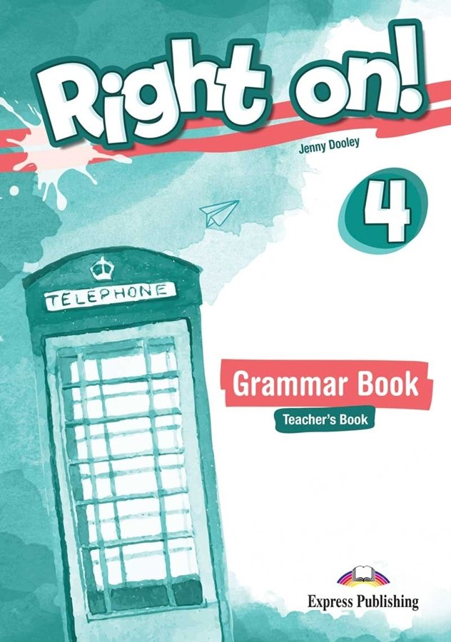 Right on! 4 książka nauczyciela