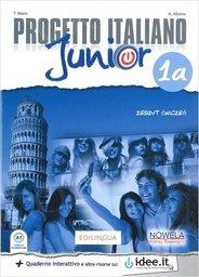 Progetto Italiano Junior 1A klasa 7 ćwiczenia