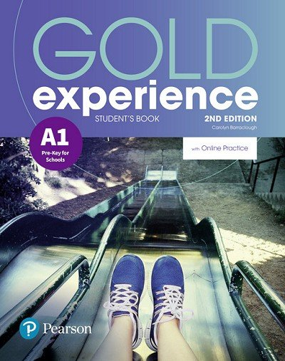 Gold Experience A1 Student's Book with Online Practice