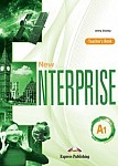 New Enterprise A1 książka nauczyciela