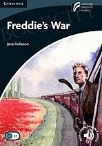 Freddie's War Książka+online audio