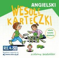 Angielski Wesołe Karteczki Zielony Bestseller