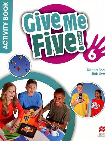 Give Me Five! 6 ćwiczenia