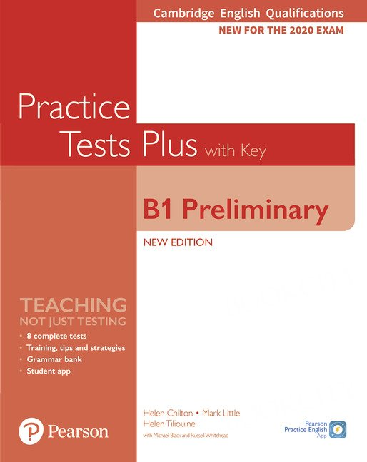 Practice Tests Plus B1 Preliminary Student's Book with key