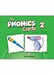 My Phonics 2 Short Vowels Phonics Cards