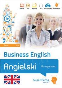 Business English – Management (poziom średni B1-B2) Książka + kod dostępu
