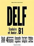 DELF Scolaire & Junior B1 Podręcznik + DVD-Rom