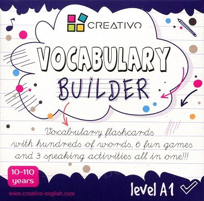Vocabulary builder Level A1 Karty językowe