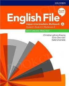 English File Upper-Intermediate (4th Edition) MultiPack A