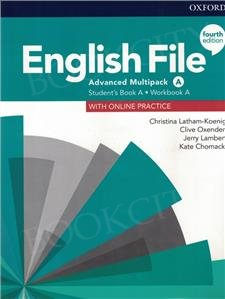 English File Advanced (4th Edition) MultiPack A - Student's Book A & Workbook A with Online Practice