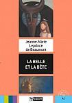 La Belle et la Bête Książka+CD