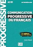 Communication progressive du français Niveau Intermédiaire Podręcznik + CD mp3