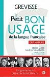 Petit Bon Usage de la langue francaise