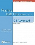 Practice Tests Plus C1 Advanced 1 Student's Book with key