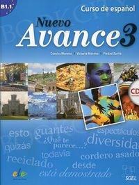 Nuevo Avance 3 podręcznik