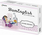 HomEnglish Let's chat in the living room