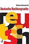 Deutsche Rechtssprache Podręcznik