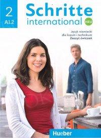 Schritte international neu 2 (edycja polska) Zeszyt ćwiczeń