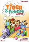 Tiger & Friends Starter Książka ucznia (karty pracy)