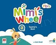 Mimi's Wheel 3 siążka nauczyciela + kod do NAVIO (wer. PLUS)