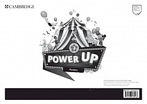 Power Up 3 Posters